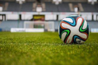 Fudbalska lopta Ilustracija