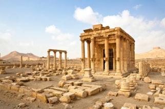 Palmira u boljem stanju nego što se očekivalo