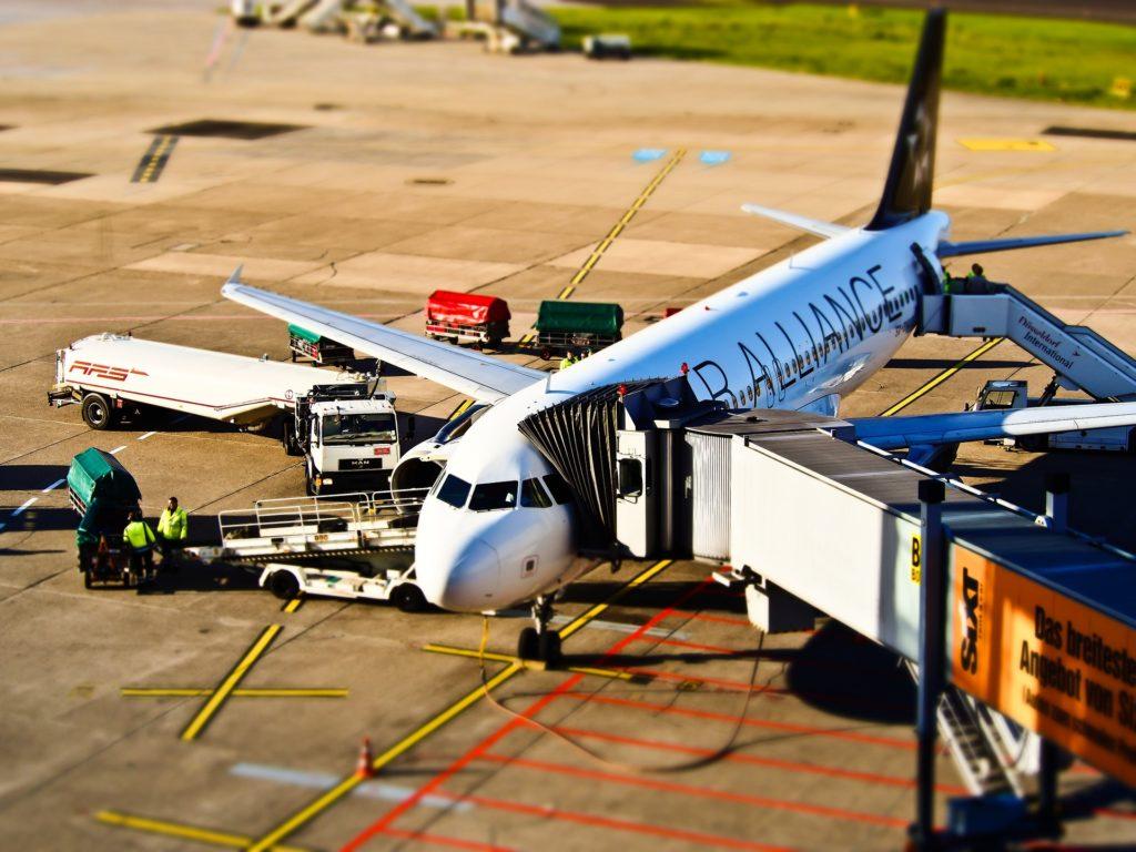 Aerodrom Ilustracija