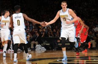 """Jokić treći """"ruki"""" NBA lige"""