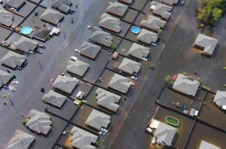 Poplave Ilustracija