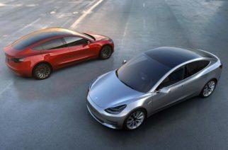 """Teslin """"Model 3"""" prvog dana rezervisalo 115.000 kupaca"""