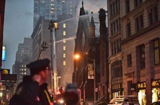 Izgorela srpska pravoslavna crkva u Njujorku