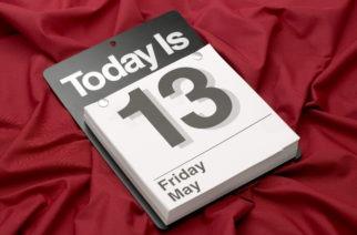 Da li je petak 13. zaista nesrećan dan?