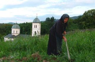 U ženskom manastiru radi se muški