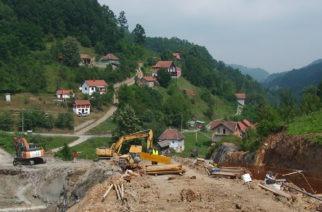 """Sanacija rudnika """"Stolice"""" vratila život u Kostajnik"""