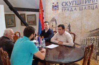 Održane konsultacije sa predstavnicima odborničkih grupa