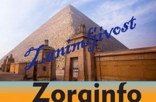 10 zanimljivosti o Egipćanima koje niste znali