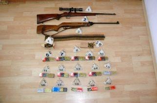 Policija oduzela oružje