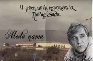 U jesen uvek nestanem iz Novog Sada – Mika Antić