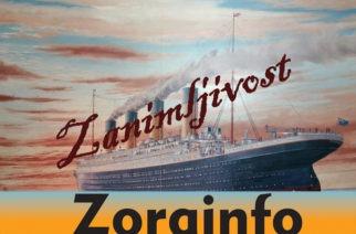 Titanik kao turističko odmaralište