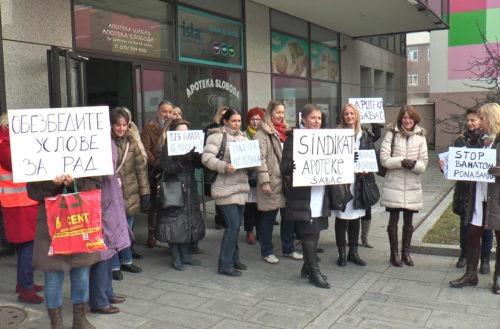 Reagovanje na trenutnu situaciju u Apotekarskoj ustanovi Šabac