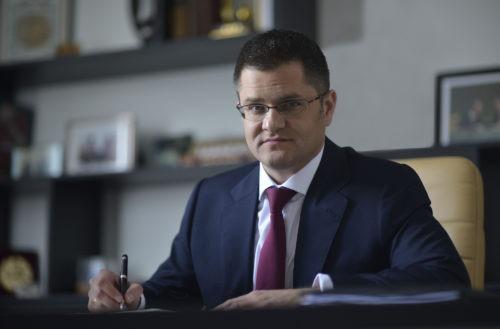 U Šapcu otvorena kancelarija Vuka Jeremića