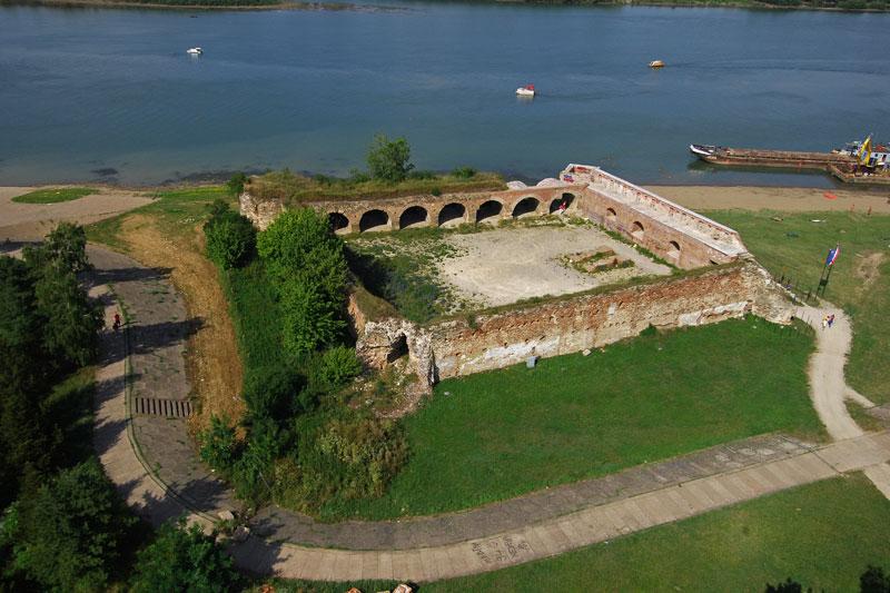 Šabačka tvrđava - Turski naziv za šabačku tvrđavu je Bigir Delen