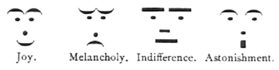 Smajli - Istorija emotikona