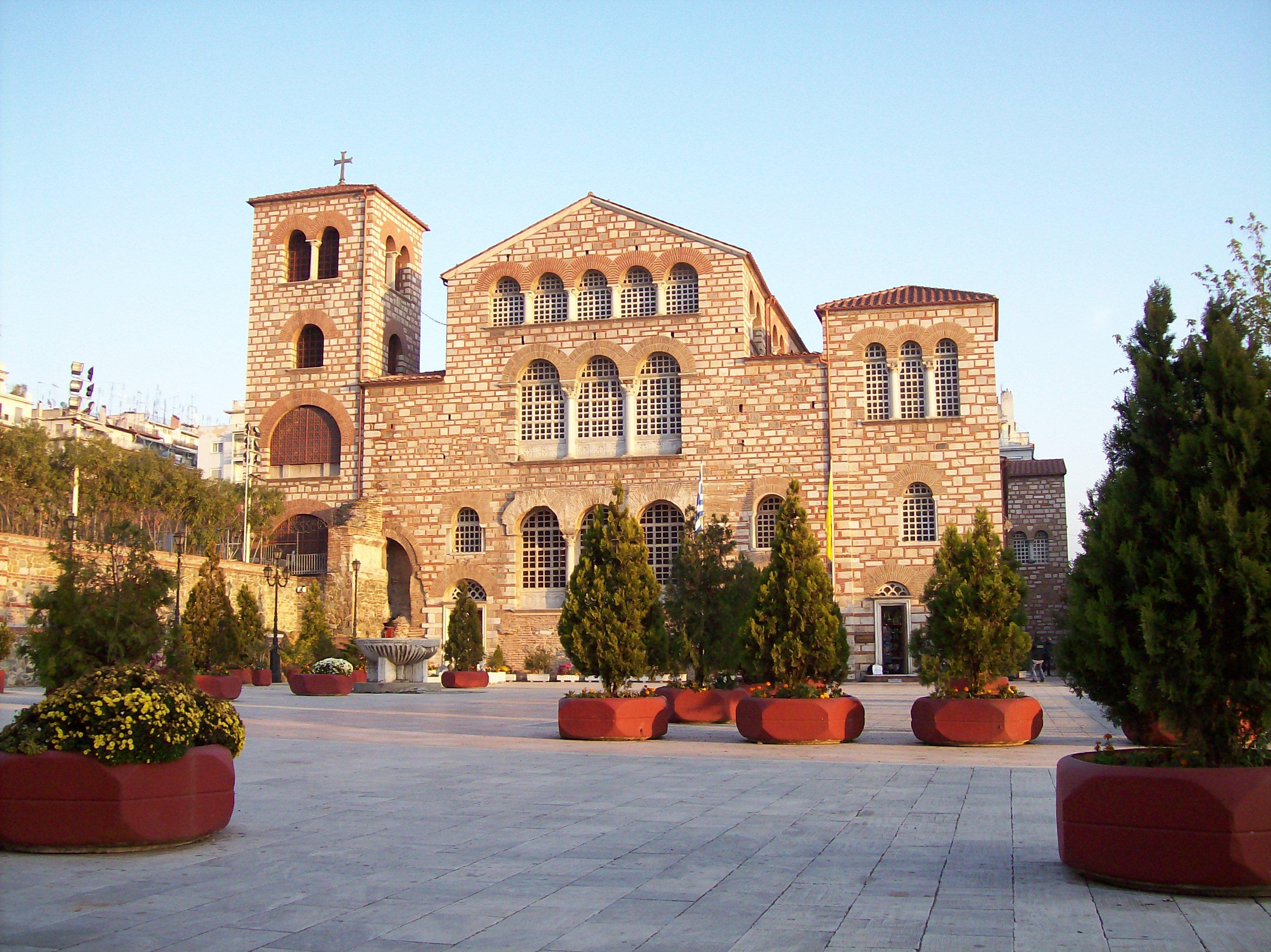 Mitrovdan_Crkva Svetog Domitrija u Solunu