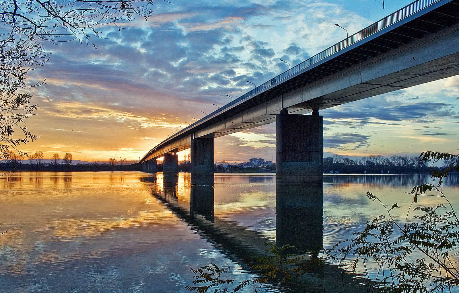Savski most - Šabac