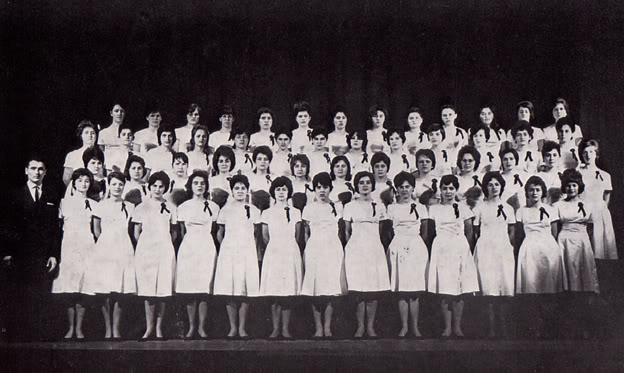 Šabac - Hor 66 devojaka