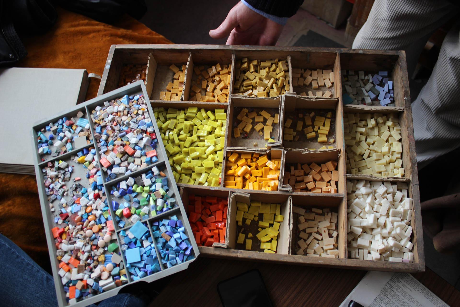 Kamenčići za mozaik
