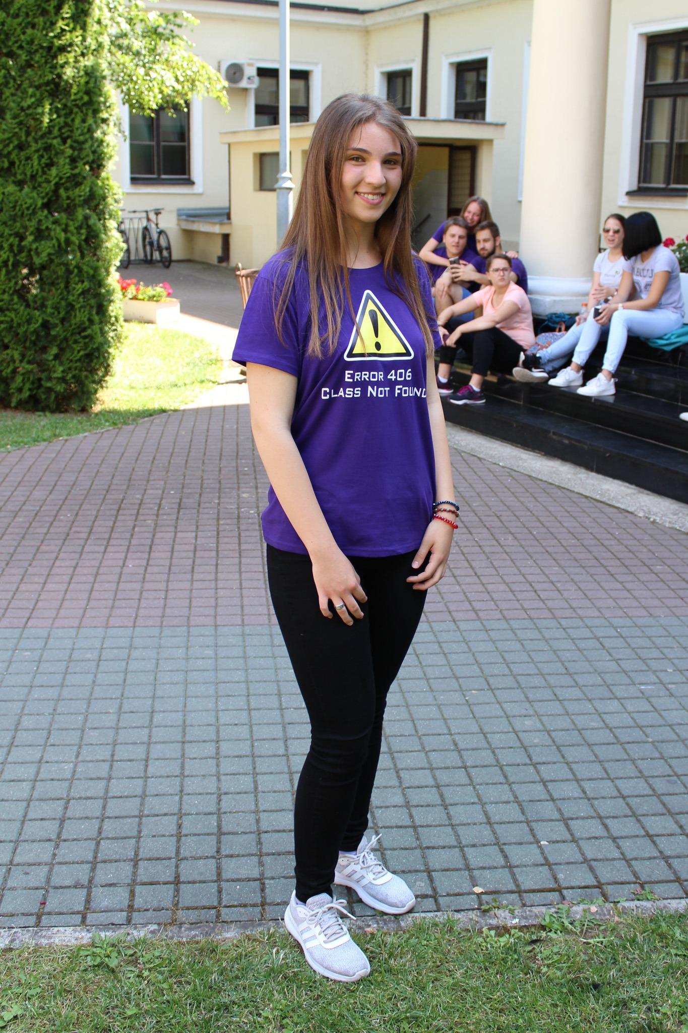 Kristina Stanković - Šabačka gimnazija