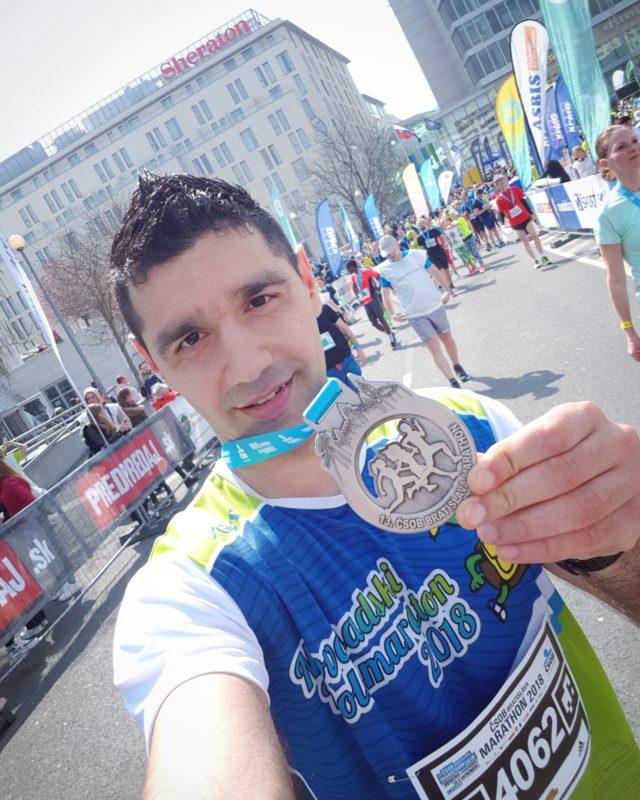 Maraton - Bratislava