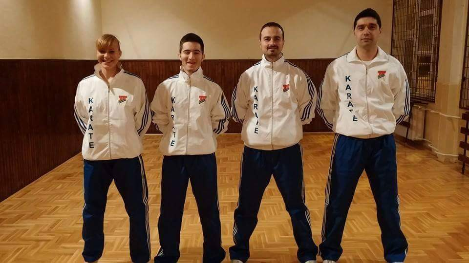 Sa trenerskom postavom KK Obilic Beograd