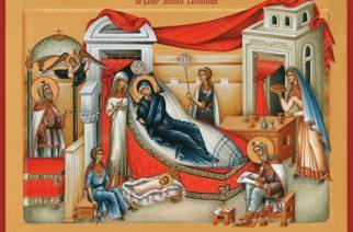 ROĐENJE SVETOG JOVANA PRETEČE I KRSTITELJA GOSPODNJEG – IVANjDAN