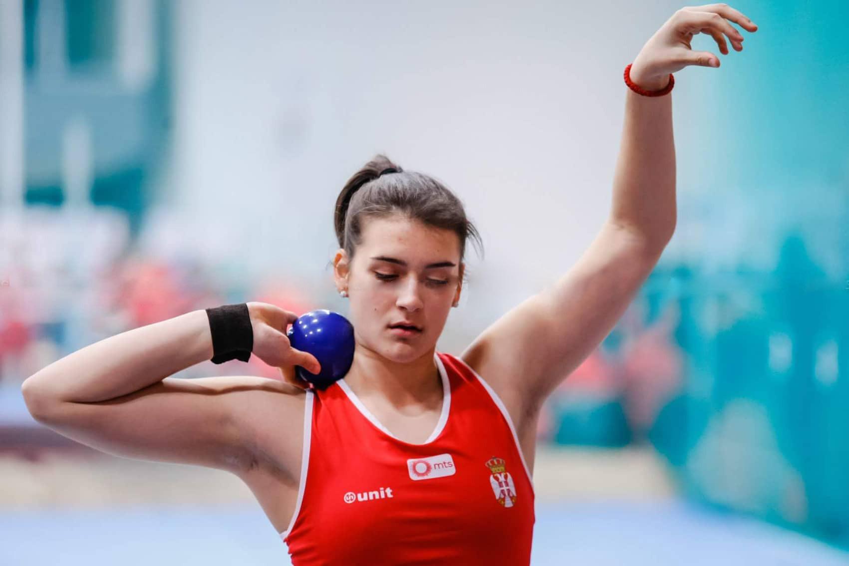 Prvenstvo Balkana za juniore u dvorani, 10.2.2018., Sofija (Foto: atletikabg.com)