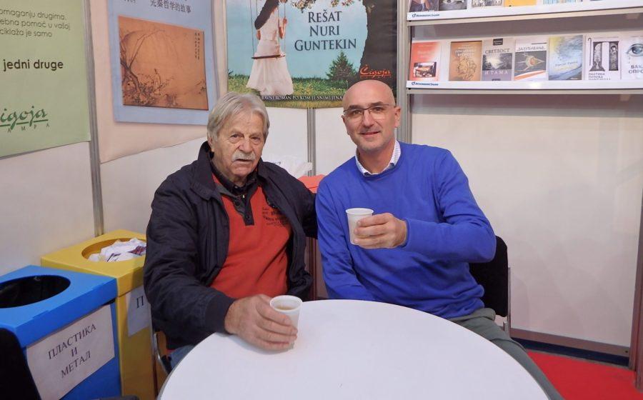 Fazovi i fore Ljubivoje Ršumović i Đorđe Damnjanović