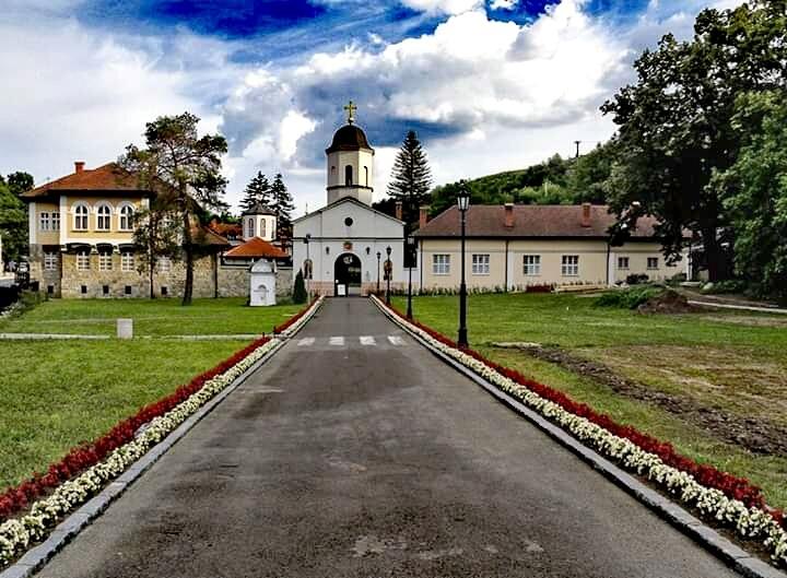 Manastir Rakovica u Beogradu