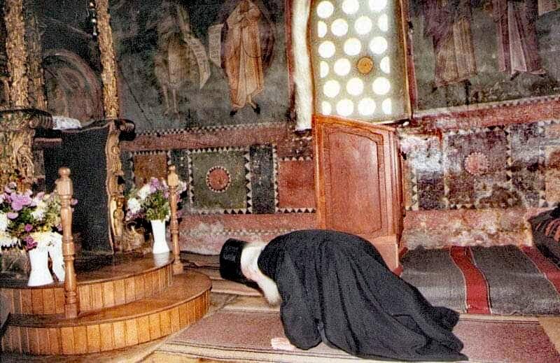 Patrijarh Pavle u Pećkoj patrijaršiji