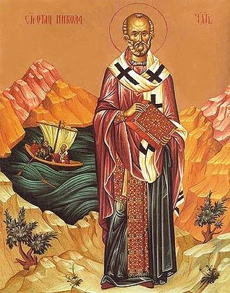Nikoljdan - Sveti otac Nikola
