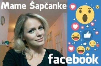MAME ŠAPČANKE – FB STRANICA KOJOJ ŠABAC VERUJE!