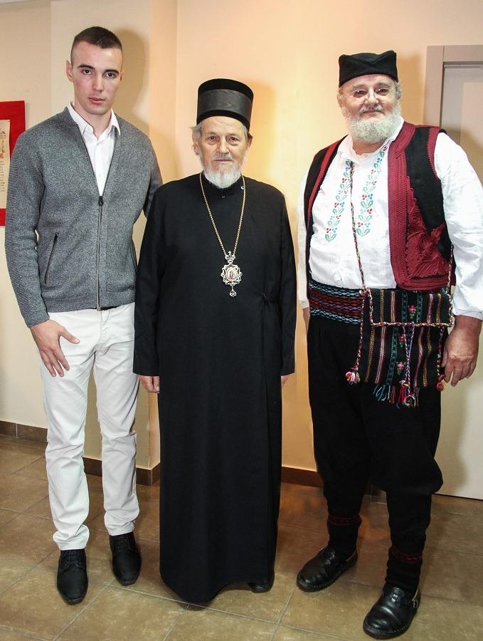 Sa Vladikom Lavrentijem