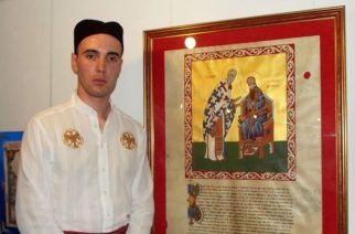 SAMO DVA ČOVEKA U SRBIJI BAVE SE OVIM TIPOM KALIGRAFIJE – JEDAN JE ŠAPČANIN!